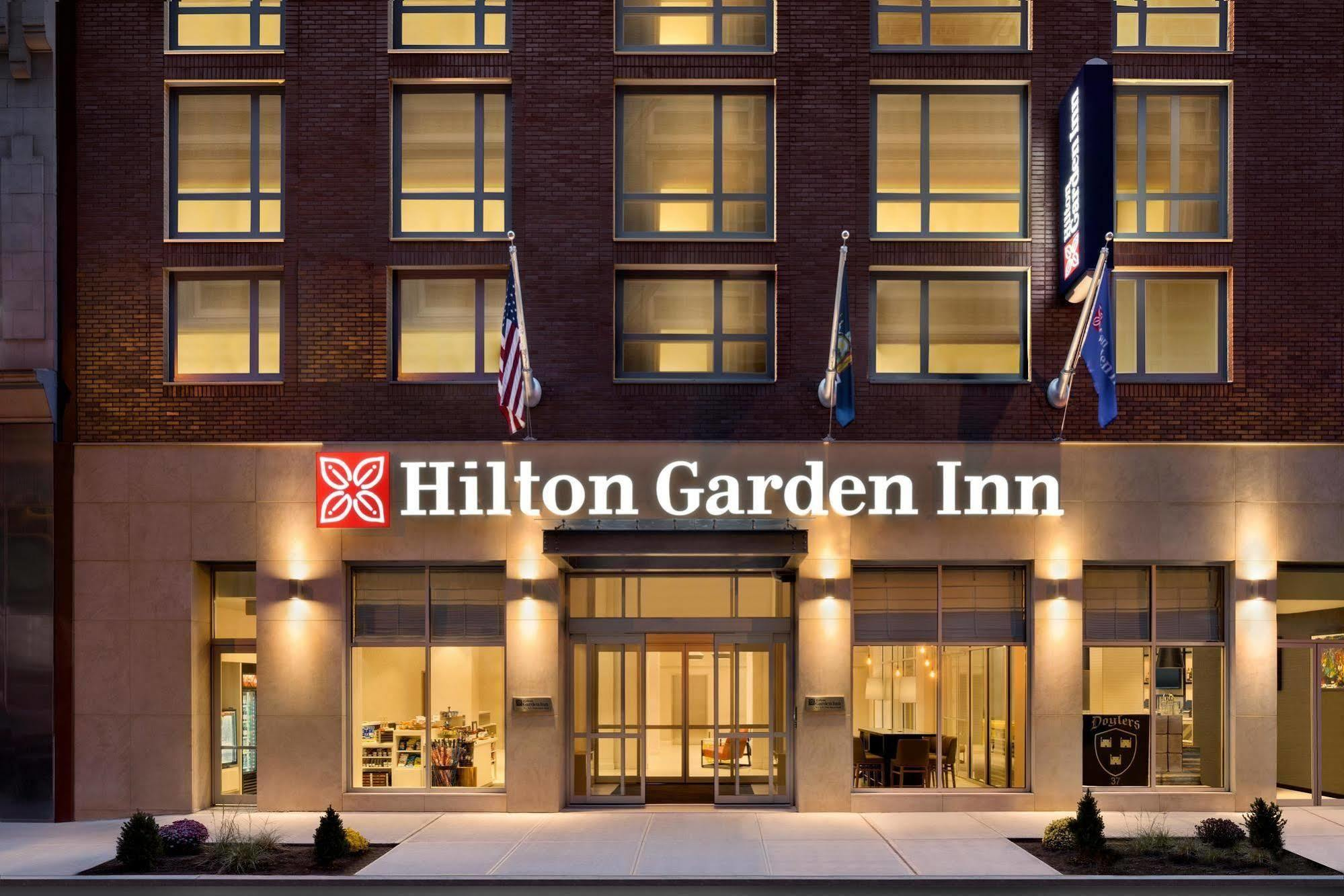 HILTON GARDEN INN NEW YORK TIMES SQUARE SOUTH, NEW YORK ***